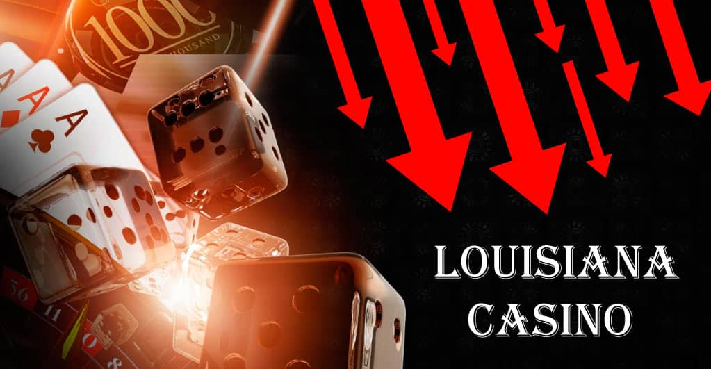 Photo of Casino Revenues in Louisiana Dips in July Amidst Covid-19
