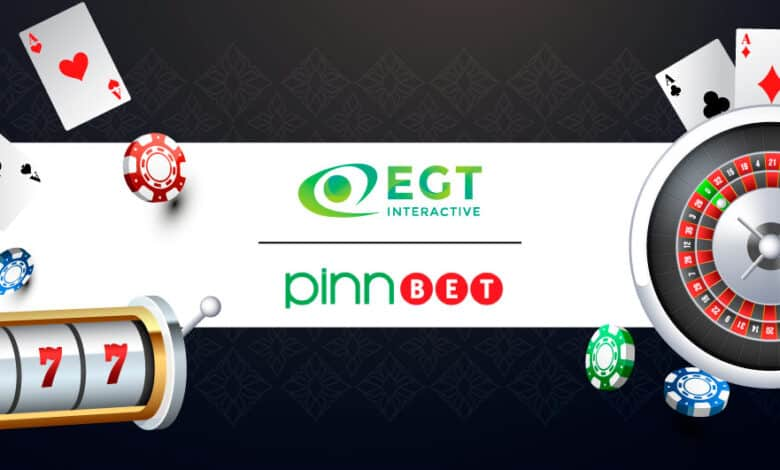 EGT Interactive Expands on Serbian Soil With Pinnbet Content Deal Partnership