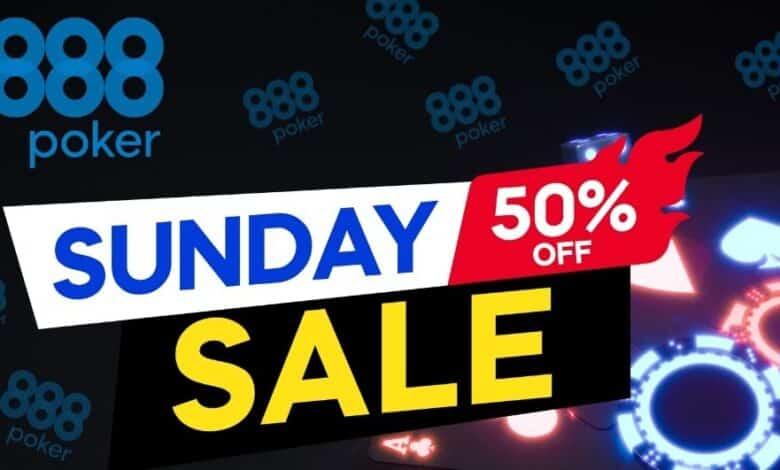 Gaming Aficionados of 888poker Won Profitable Rewards This Sunday