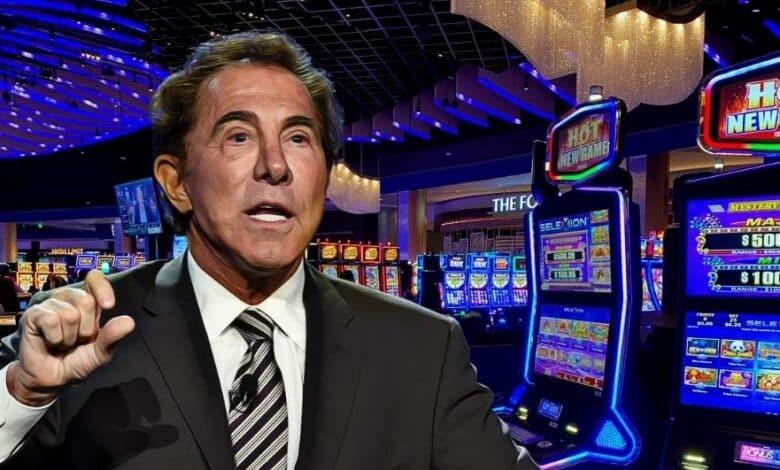US Orders Casino Mogul Steve Wynn to Register as a Foreign Agent