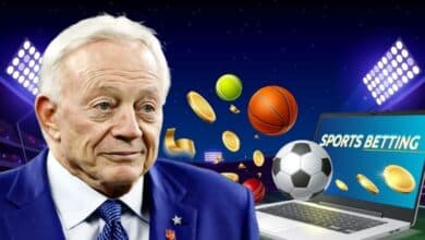 Photo of Jerry Jones of Dallas Cowboys Welcomes Texas Sports Betting