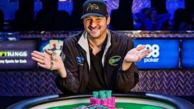 Photo of Phil Hellmuth Beats Nick Wright in High Stakes Duel III First Round