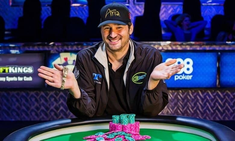 Phil Hellmuth Beats Nick Wright in High Stakes Duel III First Round
